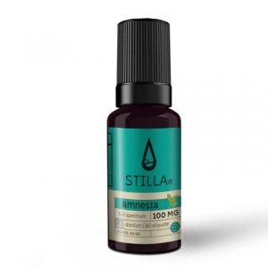 Vape Eliquide CBD Amnésia CBD Stilla 1% 100 mg full spectrum