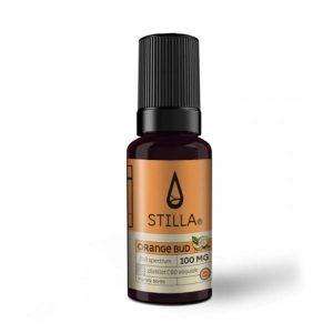 Vape Eliquide CBD Orange Bud CBD Stilla 1% 100 mg full spectrum