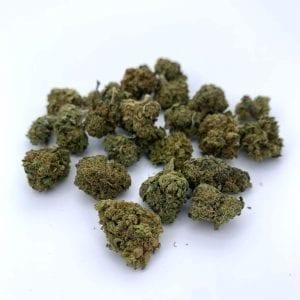 Cannatonic Greenhouse fleurs de CBD chanvre, weed, beuh, cannabis légal