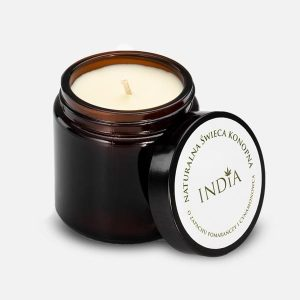 Cosmetique au chanvre bougie India Cosmetics
