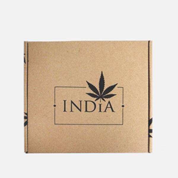 Cosmétique au chanvre Coffret SPA maison India Cosmetics