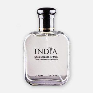 Cosmetique au chanvre Eau de toilette homme India Cosmetics